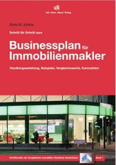 Businessplan für Immobilienmakler
