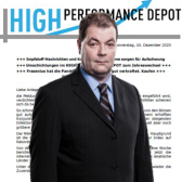 High Performance Depot