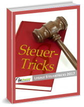 Legale Steuertricks 2017
