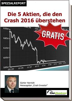 5 Aktien, die den Crash überstehen
