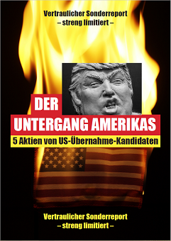 Spezialreport - 5 US-Übernahme-Kandidatenktien